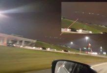Εμφανίστηκε Γιγαντιαίο UFO όσο Τρία Ποδοσφαιρικά Γήπεδα στην Φλόριντα (video)