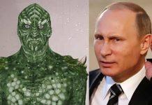 Τα Ερπετοειδή Κάνουν Αντεπίθεση στον Πούτιν