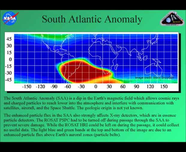 Βρέθηκε το Διαστημικό Τρίγωνο των Βερμούδων. Η Στύγα από όπου Κατέβαιναν οι Θεοί;