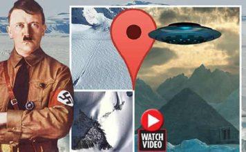 Τεράστιο Χ Εμφανίστηκε στην Ανταρκτική. Το Κρυμμένο Μυστικό της Έρχεται στο Φως. (video)