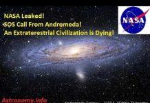 Η NASA Έλαβε ΕΚΚΛΗΣΗ ΒΟΗΘΕΙΑΣ από Άλλον Γαλαξία και το Απέκρυψε; (video)