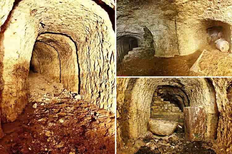 Άνοιξε η Γη Κάτω από τα Πόδια τους και Ανακάλυψαν Δίκτυο Σηράγγων Χιλιετιών;!