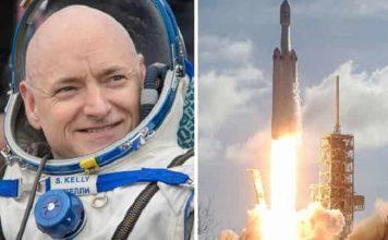 Ο Scott Kelly Γύρισε από το Διάστημα με ΑΛΛΑΓΜΕΝΟ DNA