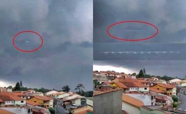 Ο Μυστικός Πόλεμος Ξεκίνησε; Παράξενα Πυρά Ανάμεσα στα Σύννεφα