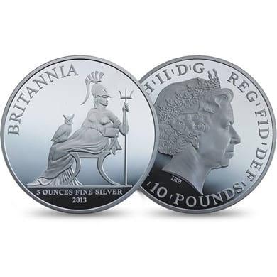 Τι γυρεύει η Θεά Αθηνά σε Βρετανικά Νομίσματα από το 2ο αιώνα π.Χ.;