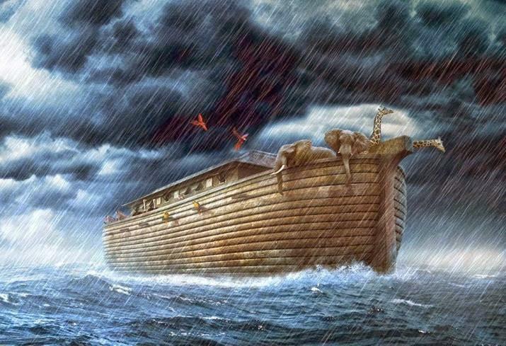 Ο Κατακλυσμός του Νώε στο Νου των Ανθρώπων και η Επιστροφή στο Θεό
