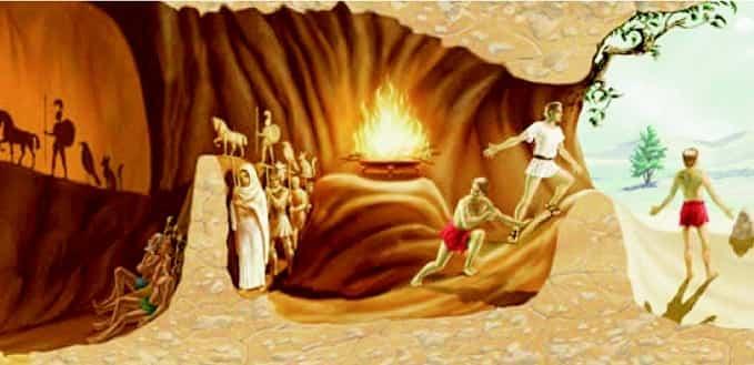 Το Σπήλαιο του Πλάτωνα: Η Σημαντικότερη Ιστορία στον Κόσμο ΓΙΑ ΝΑ ΔΕΙ Κάποιος την ΑΛΗΘΕΙΑ (video)