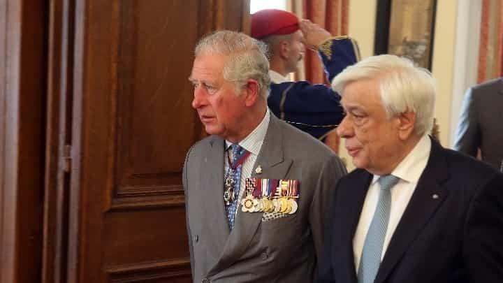 Στρατηγου Καρδαμίτση: Γιατί Ήρθε ο Κάρολος στην Αθήνα και Ένα Γεγονός που Απέκρυψαν