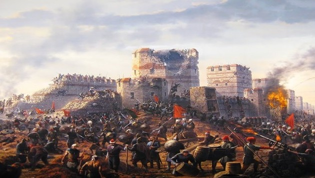 Τι ΔΕΝ μας Λένε για την Άλωση της Κωνσταντινούπολης. Ο ρόλος της Ορθόδοξης Εκκλησίας
