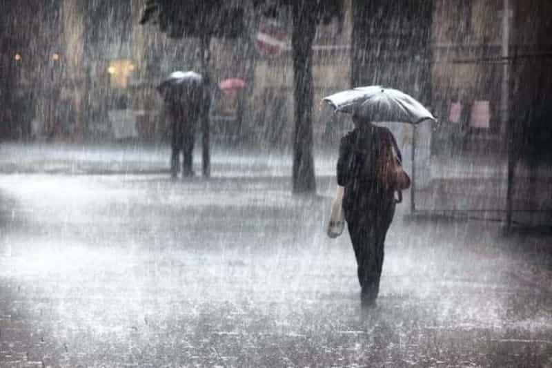 Βροχές, Καταιγίδες και Χαλάζι Σήμερα Τετάρτη φέρνει ο «Φοίβος»