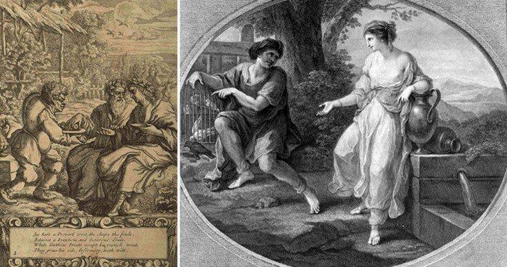 Αίσωπος ο Μυστηριώδης Παραμυθάς που Καταδικάστηκε σε Θάνατο από το Μαντείο των Δελφών
