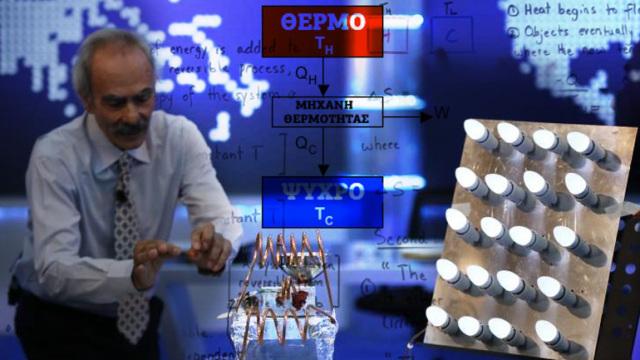 Η Εφεύρεση του Έλληνα κ. Ζωγράφου που Παρακάμπτει τον 2ο Θερμοδυναμικό Νόμο της Φυσικής