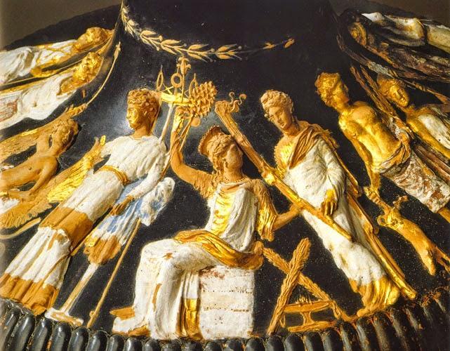 Τι Συνέβαινε συα Κορυβαντικά και Λαβυρινθικά Μυστήρια της Αρχαίας Κρήτης