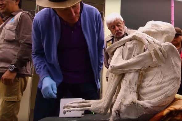 Η Μούμια του Περού ΔΕΝ είναι Εξωγήινη ΑΛΛΑ ένα Νέο Είδος Ανθρώπου. Η πιο Σημαντική Ανακάλυψη του 21ου αιώνα!!!