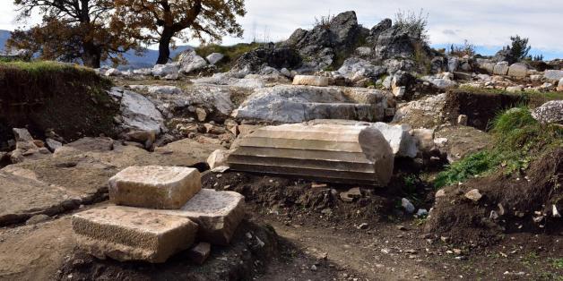 Βρέθηκε στην Πίνδο σε Υψόμετρο 1.200 μέτρων και οι Αρχαιολόγοι Έμειναν Έκπληκτοι