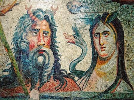 Αρχέγονη Μυθιστορία : Η Εποχή του Θεού Ουρανού και της Γαίας