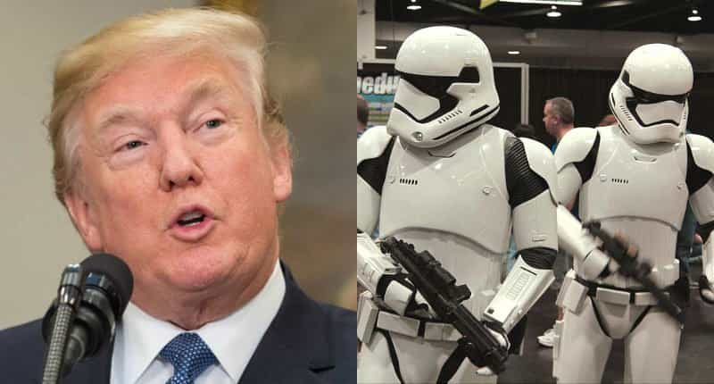 Τι Κρύβεται στην Διαταγή του Τραμπ για Δημιουργία Space Force Στρατιωτικής Διαστημικής Δύναμης;