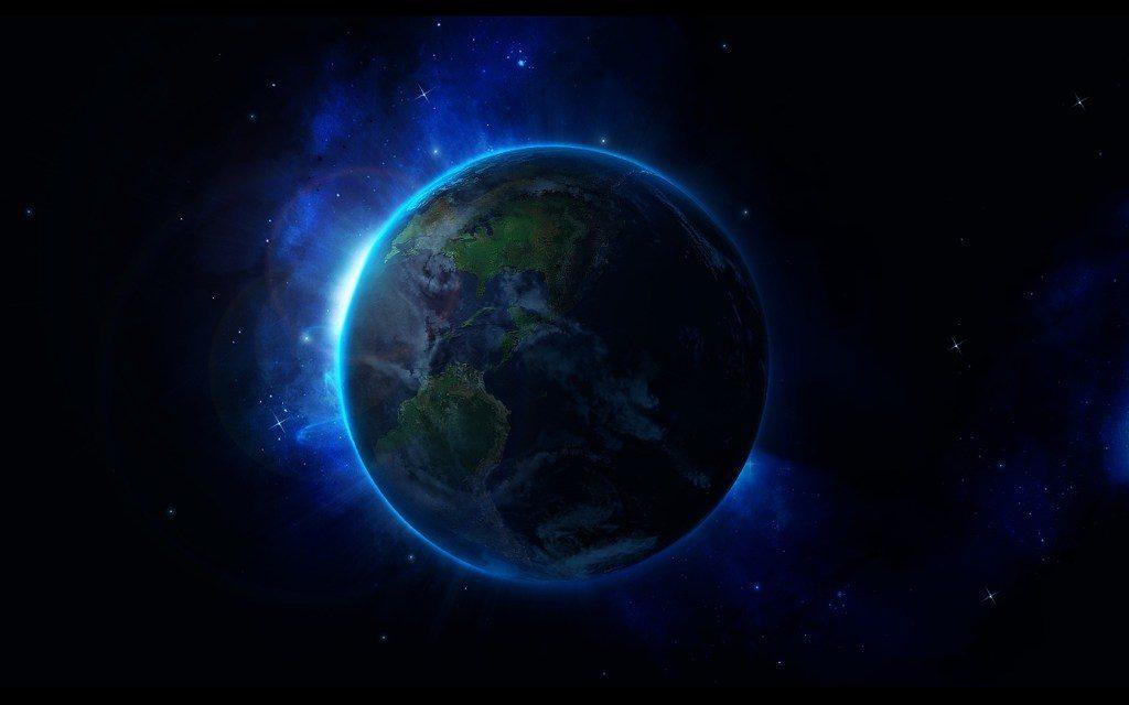 Δείτε που Βρίσκονται τα Τσάκρα ή Ενεργειακά Κέντρα της Γης