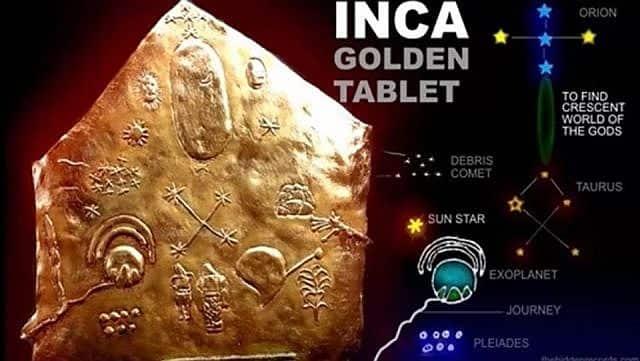 Ήταν Χρόνια Κρυμμένο. Όταν Είδαν τι Έχει Χαραγμένα Επάνω του Κατάλαβαν Γιατί το Έκρυψαν οι Ίνκας από τους Ισπανούς Κατακτητές