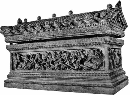 Η Σαρκοφάγος του Μεγάλου Αλεξάνδρου και ο Μυστηριώδης Λόφος των Μνημάτων