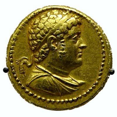 Πτολεμαίος Δ΄ Φιλοπάτωρ (244 – 205 π.Χ.)