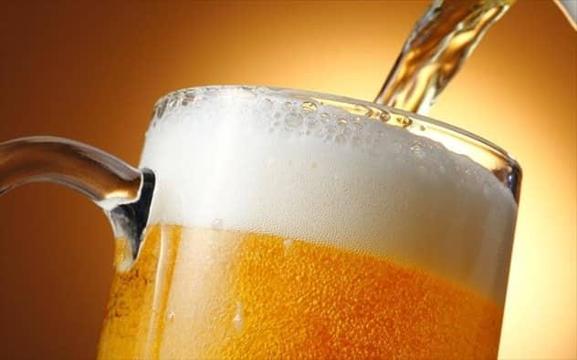 7 Εκπληκτικά Οφέλη που Προσφέρει η Μπύρα Στο Σώμα μας