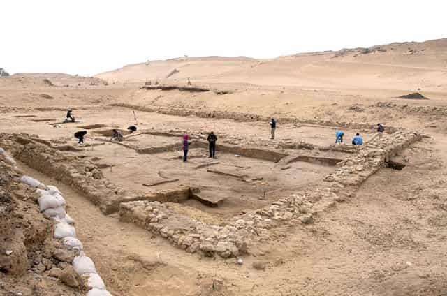 Το Οροπέδιο με τις Πυραμίδες Αιγύπτου ήταν Λιμάνι και ο Ρόλος των Δαναών