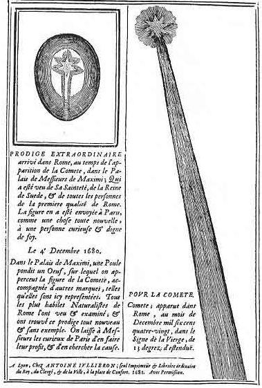 Το Μυστηριώδες Αυγό που Συντάραξε την Ευρώπη το 1680