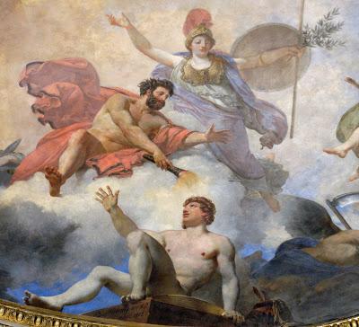 Ο Ναός του Θησείου και η Σχέση Ηφαίστου με την Αθηνά