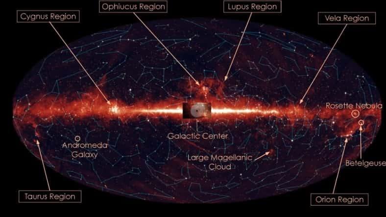 Πιθανή Σκουληκότρυπα στον Γαλαξία μας που Οδηγεί σε Άλλον Εξετάζουν Επιστήμονες