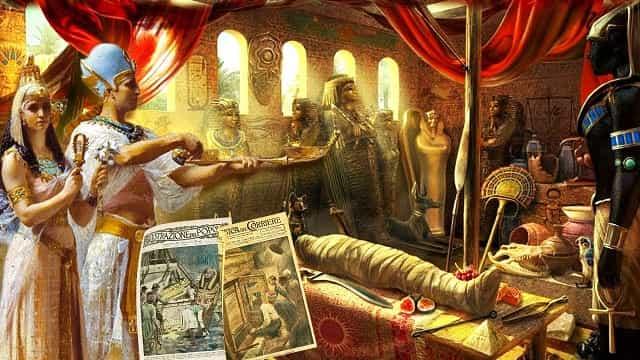 Αίγυπτος: Αστρικοί Θεοί και μνημεία συνδεδεμένα με ένα πεδίο ενέργειας που ήξεραν πώς να επωφεληθούν