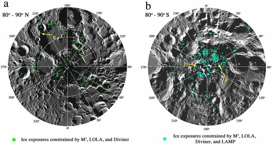 Απίστευτη Ανακάλυψη της NASA Στην Σκοτεινή Πλευρά του Φεγγαριού
