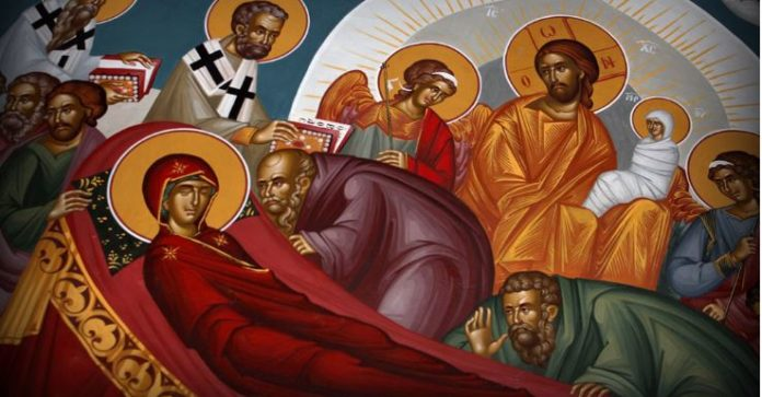 Γιατί ΔΕΝ Βρέθηκε το Σώμα της Παναγίας Ενώ Βρήκαν την Κρύπτη του Τάφου Της