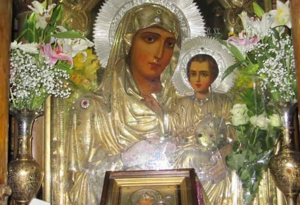 Η Υπόγεια Κρύπτη όπου Βρίσκεται ο Τάφος της Παναγίας με τα 49 Σκαλοπάτια