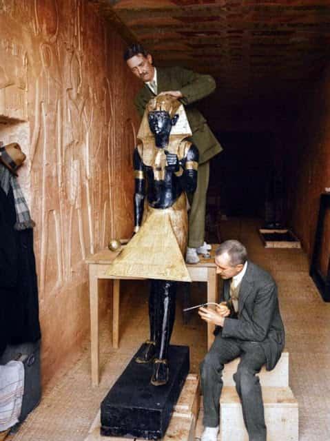 Ο Διάσημος Φαραώ Τουταγχαμών ΕΙΝΑΙ ο ΕΛΛΗΝΑΣ ΡΑΘΩΤΙΣ