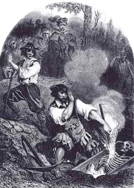 Ο Bρυκόλακας του Υμηττού μία Παράξενη ΑΛΛΑ Ζωντανή Ιστορία του 1768