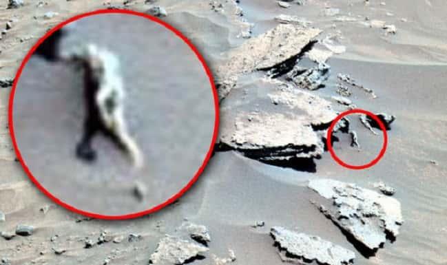 Εντοπίστηκε Ανθρωποειδές Σώμα στον Πλανήτη Άρη;