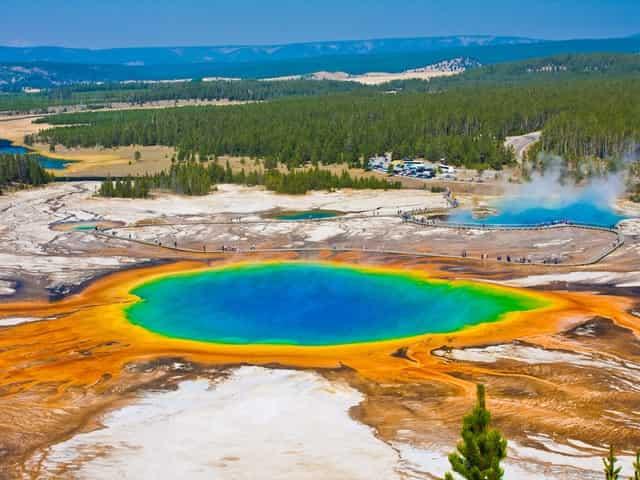 Το ΥπερΗφαίστειο Yellowstone Ετοιμάζεται να Μπει στο Χορό με ΥπερΕκρήξεις