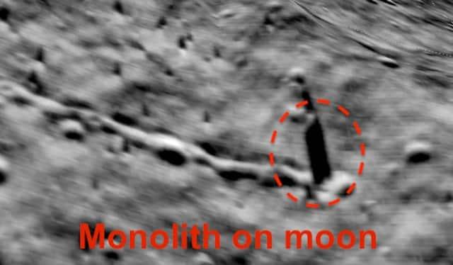 Μονόλιθος με Σφαίρα σε Κανάλι Βρέθηκε στη Σελήνη από τη NASA. Ποιος τα Κατασκεύασε;