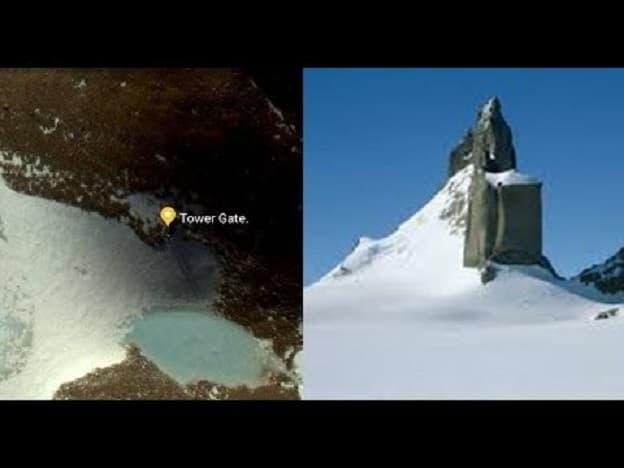 Τι Είναι Αυτό που Έσβησαν από τον Χάρτη της Ανταρκτικής; (video)