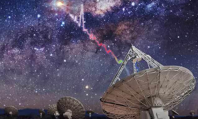 Ανακάλυψαν Κάτι Συγκλονιστικό στην Άλλη Άκρη του Σύμπαντος