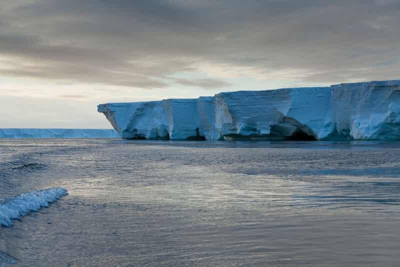 Αλλόκοτος Ήχος στην Ανταρκτική Δείχνει Εγκατάσταση Εξωγήινων; (video)