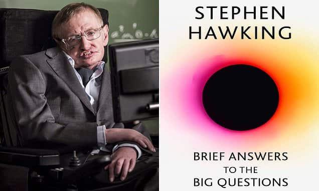 Ο Stephen Hawking Προειδοποιεί για Νέα Φυλή Υπερανθρώπων στο Τελευταίο Βιβλίο του
