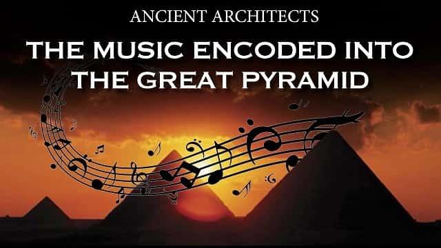 Η Μεγάλη Πυραμίδα «Παράγει» Κωδικοποιημένη Μουσική και ένα Κρυμμένο Μήνυμα (video)