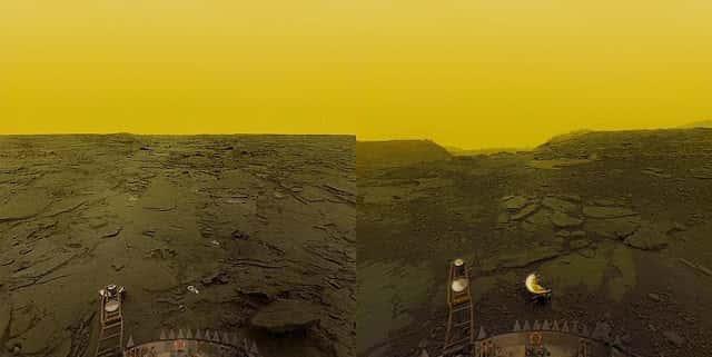 Οι Διαστημοσυσκευές Venera «ΕΙΔΑΝ» ΖΩΗ στην Επιφάνεια της Αφροδίτης το 1982;