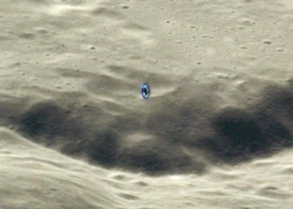 Φωτογραφήθηκε Αστροπύλη στην Επιφάνεια της Σελήνης!