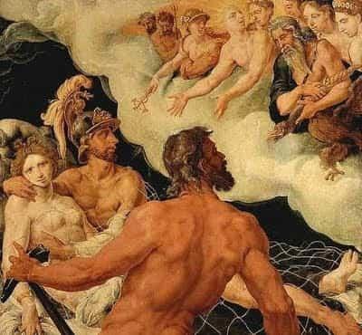 Τι Συνέβη όταν ο Ήφαιστος Έπιασε την Αφροδίτη με τον Άρη στα Πράσα