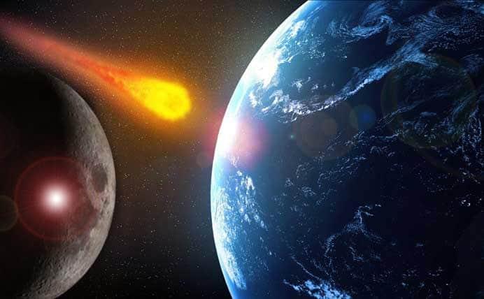 Κάτι Μεγάλο Χτύπησε την Σελήνη ενώ Κάτι Μεγαλύτερο Υπάρχει Εκεί Έξω που μας Κρύβουν
