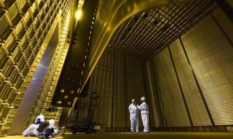 Το CERN Χτίζει το DUNE το Μηχάνημα που θα Ανοίξει τα Μυστικά του Σύμπαντος