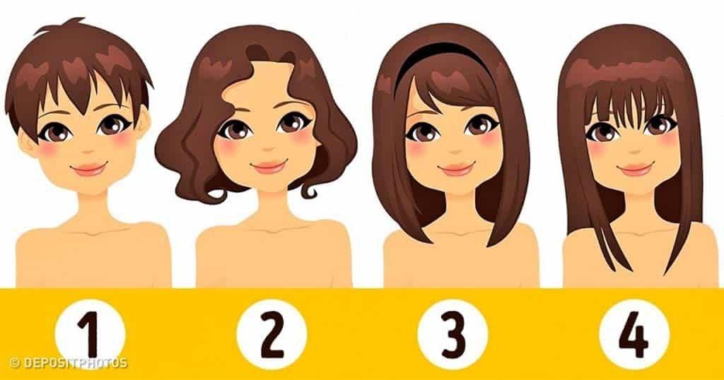 Τι Εκφράζει το Μήκος των Μαλλιών σου για τον Χαρακτήρα σου